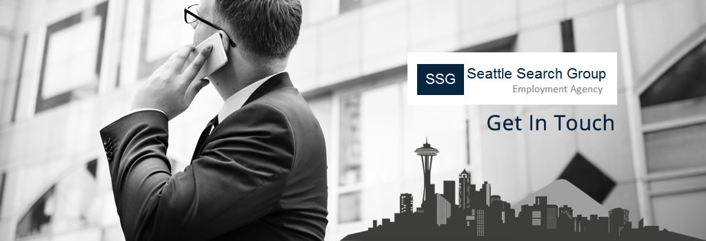 Seattle Employment Agency - Contact Us